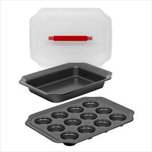 Advantage 3-Pc Bakeware Set